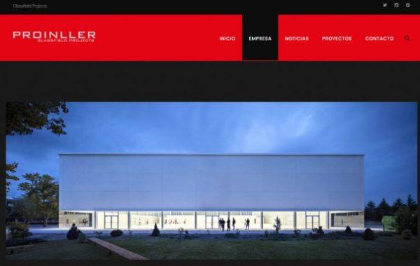 WEB Proinller Glassfield Project