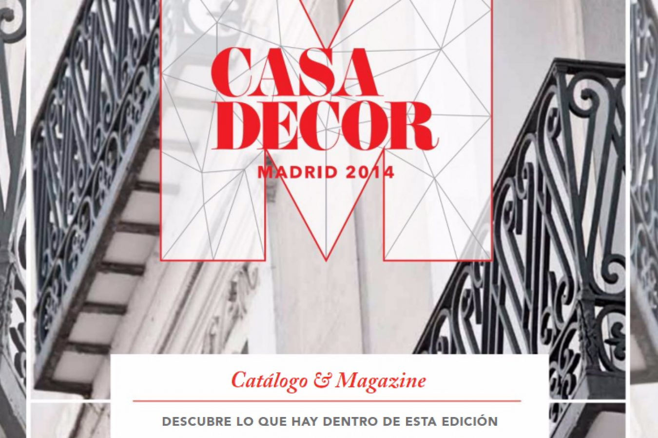 CasaDecor 2014 Magazine ____________________