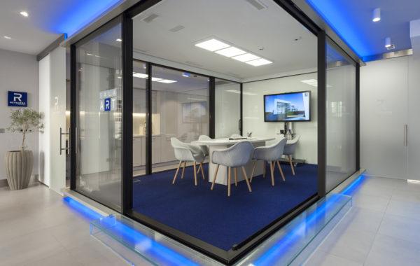 Nuevo Showroom Reynaers Aluminium Madrid