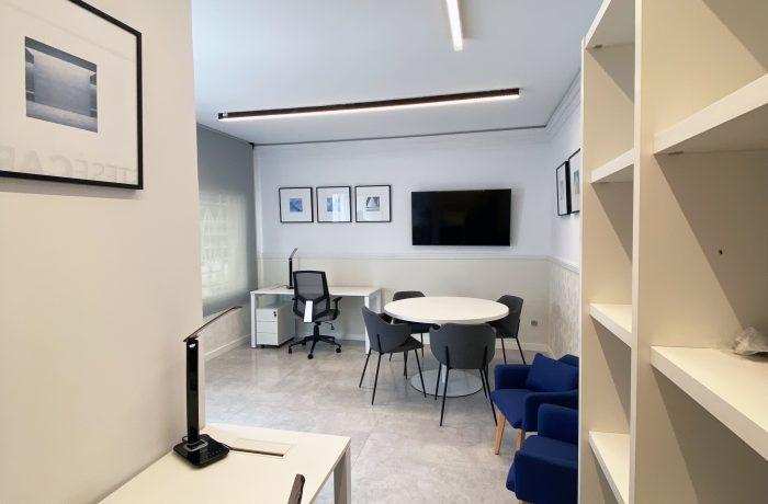 Nuevas Oficinas Constructora Stesecar