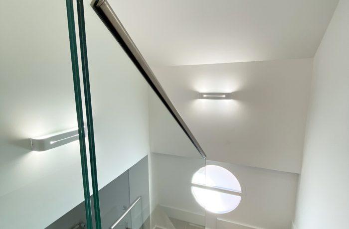 Barandilla Diseño en Vidrio