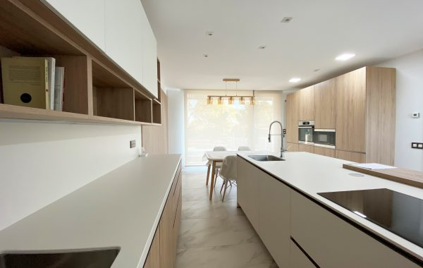 Kitchens to live them